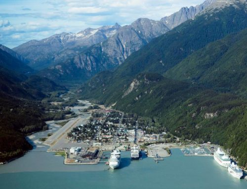 The Key to Having A Good Time In Skagway Is…